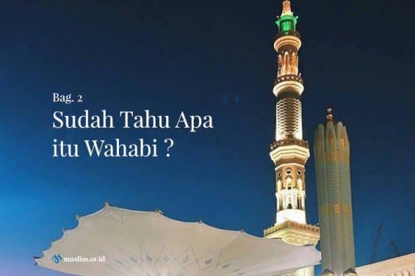 Apa itu Wahabi ? (Bag. 2)