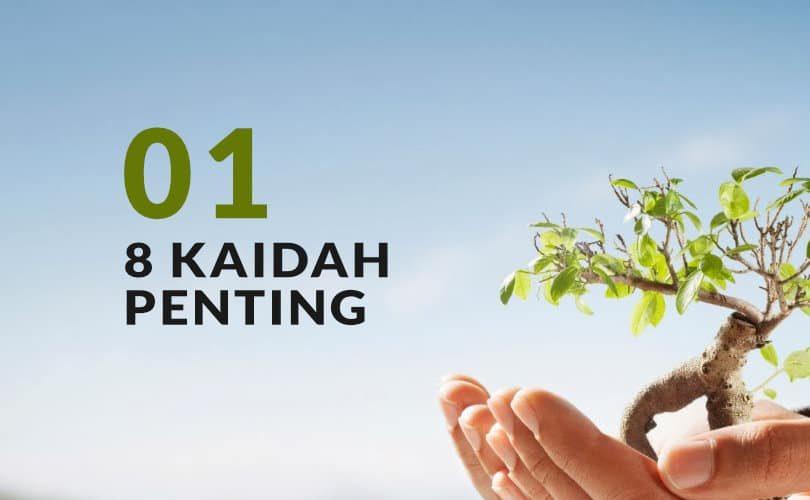 Delapan Kaidah Penting untuk Muslim dan Muslimah (1)