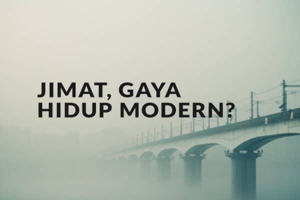 Jimat, Gaya Hidup Modern?