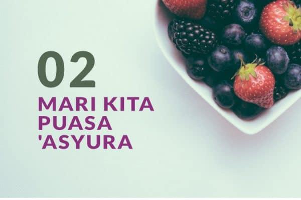 Semoga Kita Terdorong Melaksanakan Puasa 'Asyura (Bag. 2)