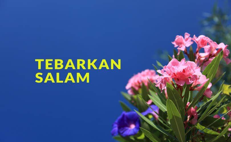 Tebarkan Salam