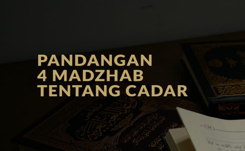 Hukum Memakai Cadar dalam Pandangan 4 Madzhab