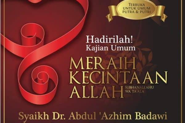 Biografi Syaikh DR. Abdul Azhim bin Badawi Al Khalafi