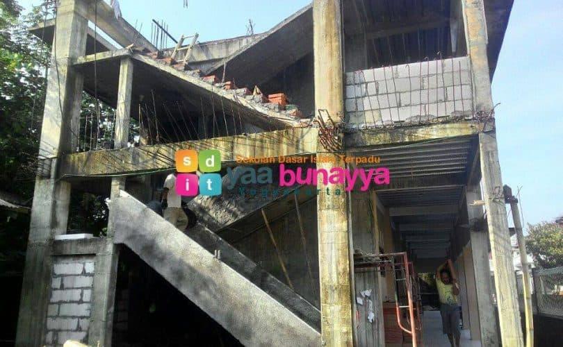 Donasi Pembangunan Gedung SDIT Yaa Bunayya Yogyakarta