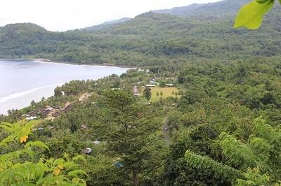Desa Wutung, PNG