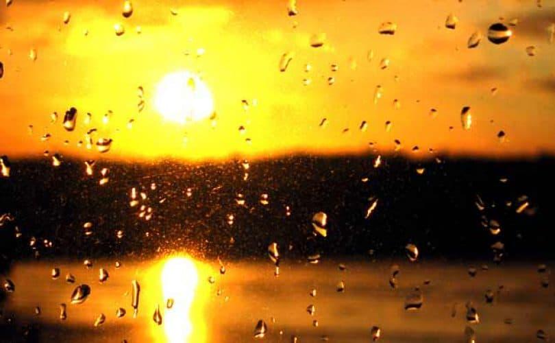 Dua Jenis Hujan Yang Bermanfaat