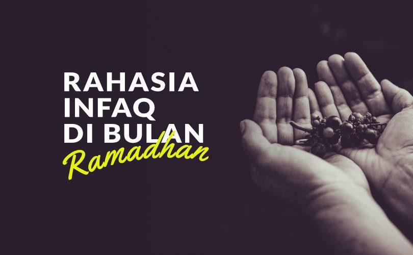 Rahasia Infaq Di Bulan Ramadhan