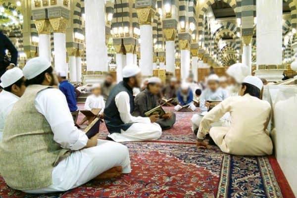Derajat Mulia Penuntut Ilmu Agama