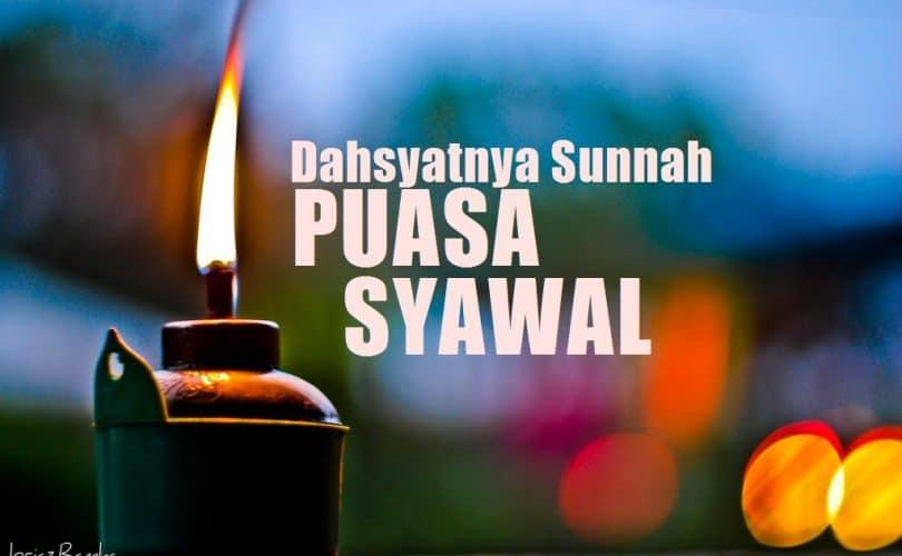 Berpuasa Enam Hari di Bulan Syawwal (01)