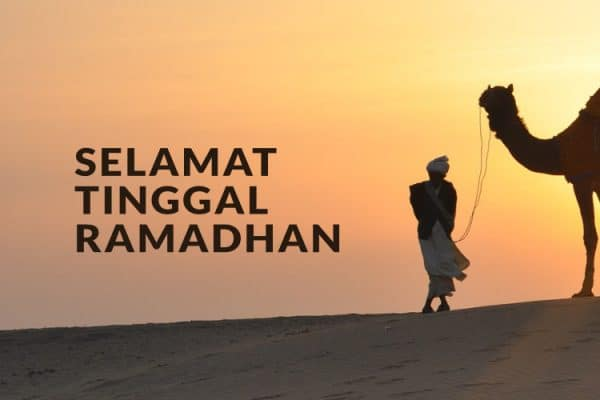 Bukan Pura-pura Bersedih pada Perpisahan dengan Ramadhan