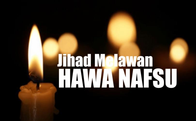 Jihad Yang Paling Dasar