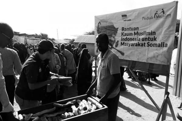 Program Penyaluran Hewan Qurban ke Somalia 2017