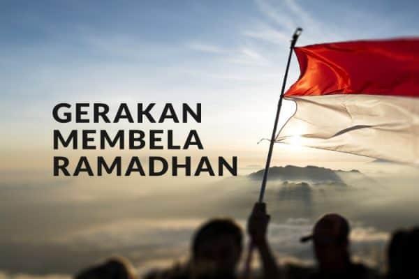 Gerakan Membela Ramadhan