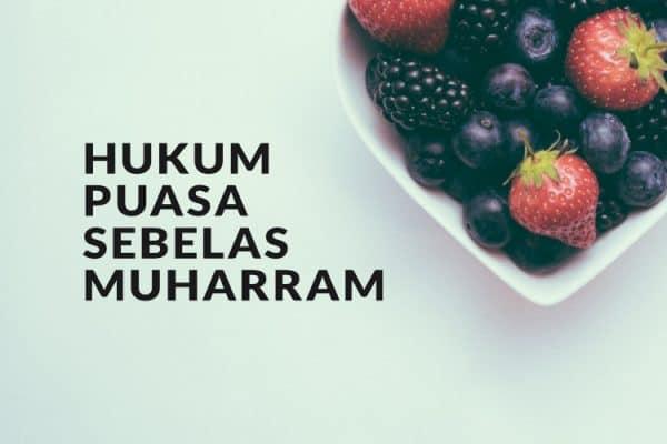 Hukum Puasa 11 Muharram