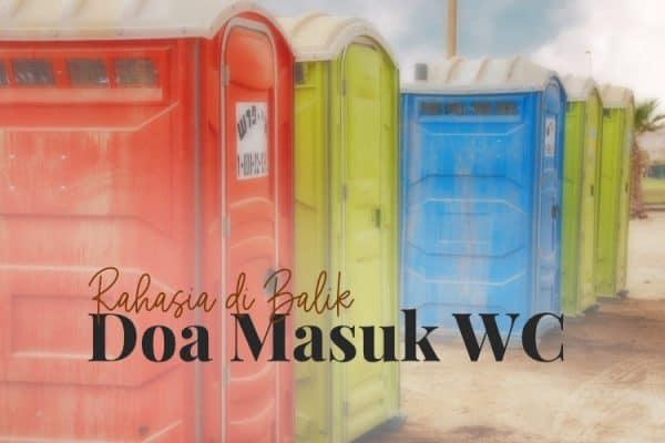 Rahasia Doa Masuk WC