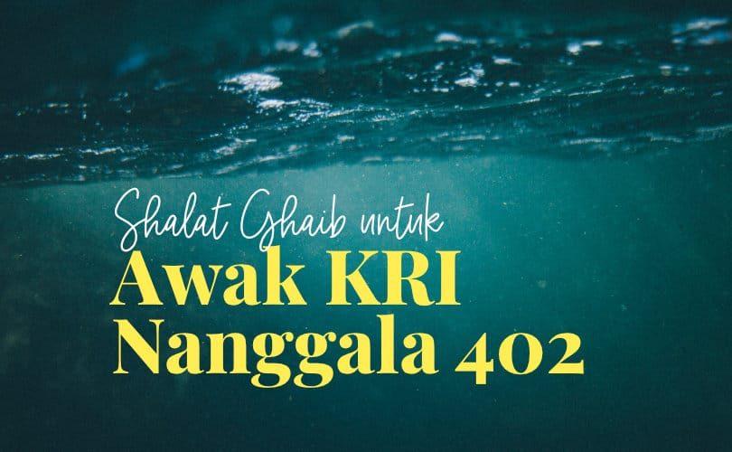 Shalat Ghaib Untuk Prajurit TNI AL KRI Nanggala 402 yang Gugur