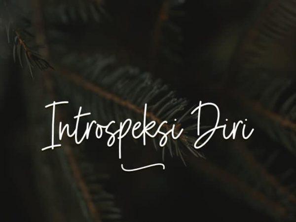 Introspeksi Diri