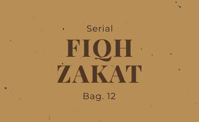 Serial Fikih Zakat (Bag. 12): Zakat Pesangon