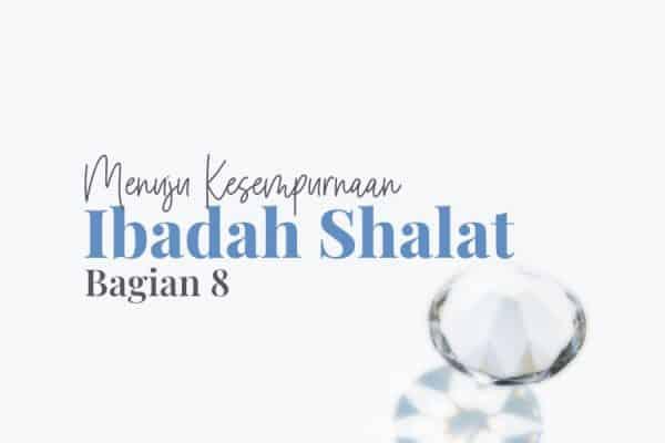 Kedudukan Shalat